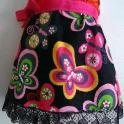 Wrap Skort With Attached Shorts HANDMADE Size 24 Months